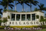 Bellaggio community sign